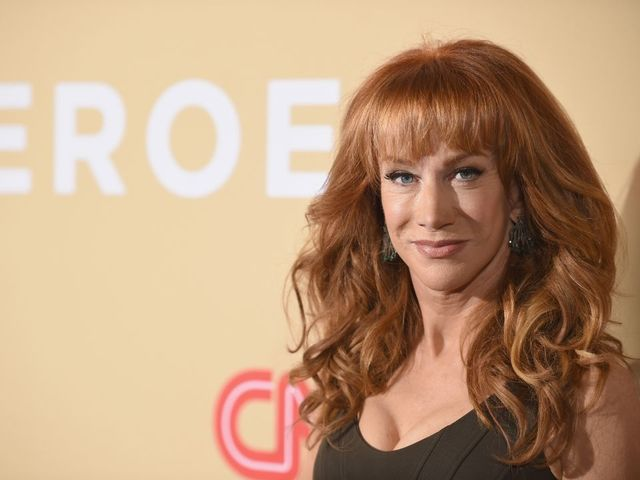 CNN cans Kathy Griffin, ends New Year's Eve broadcast deal