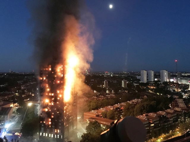 'Further expenses' will be covered for Grenfell Tower victims, Government vows