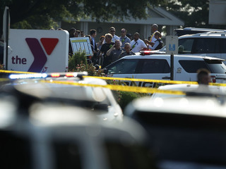 Photos: Congressional baseball practice shooting