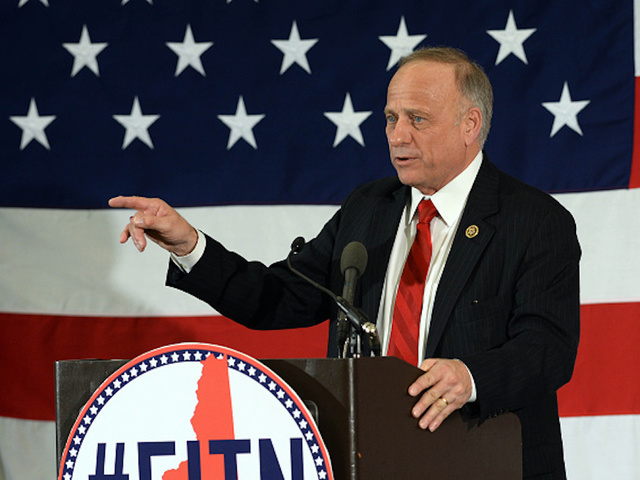 GOP Rep. Steve King: Obama partly to blame for climate that led