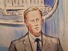 CNN sends sketch artist to White House