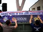 Soldier okayed to wear uniform in Pride parade