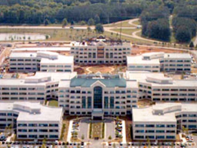 Army's Redstone Arsenal on lockdown for 'possible active shooter'