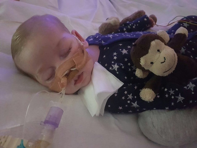'Our handsome  little boy' - Charlie Gard has died