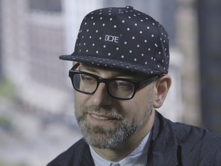 Meet Chance the Rapper's mentor Kevin Coval