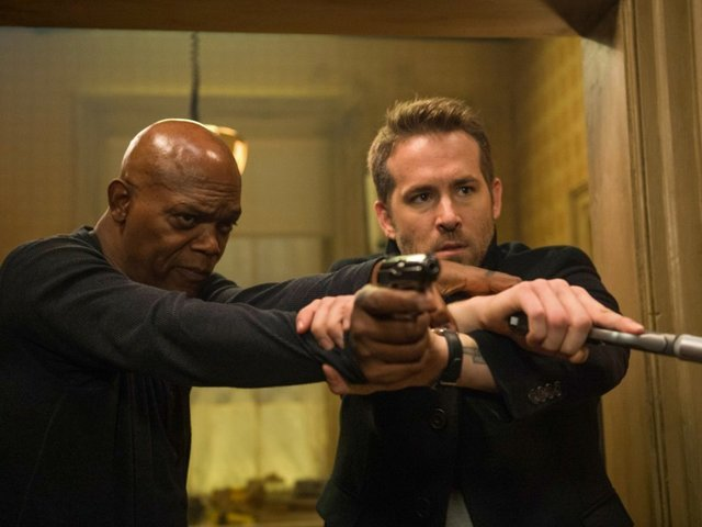 'Hitman's Bodyguard' Takes Top At Box Office
