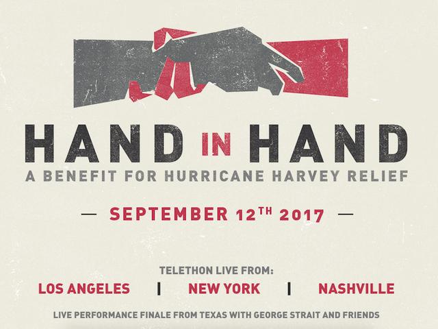 These Celebrities Will Headline Hurricane Harvey Relief TV Telethon