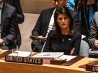 Haley calls Russian interference 'warfare'