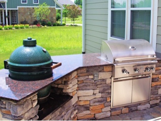 Beau How Much Does An Outdoor Kitchen Cost?