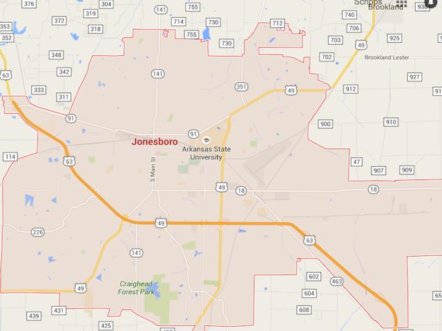 Asu Jonesboro Campus Map.Arkansas State University Lifts Campus Lockdown Abcactionnews Com