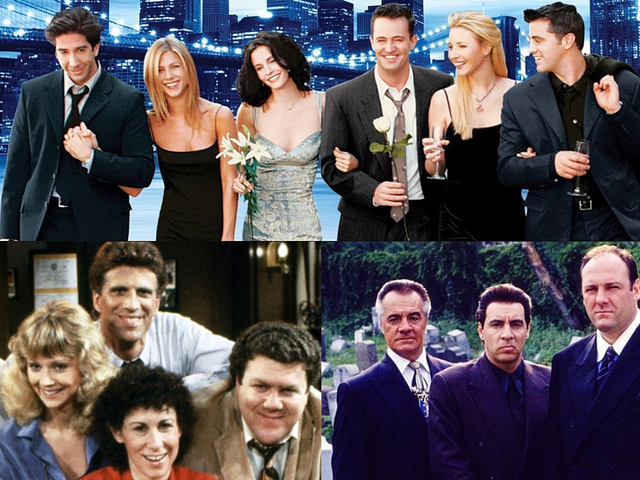 Popular tv series of all time