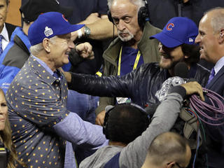 Cubs' title voted top AP sports story of 2016