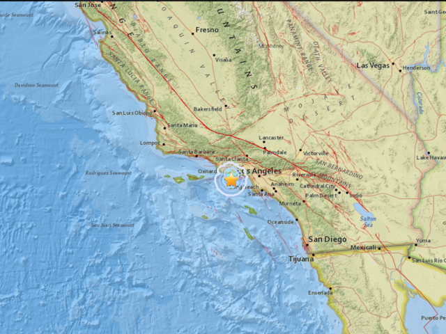 3 3m Earthquake Strikes Near Los Angeles Abcactionnews