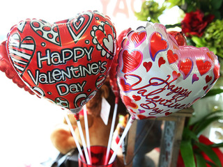 Valentine's Day spending to be lower this year
