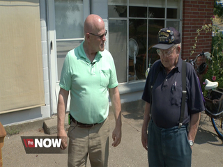 92-year-old man prepares for solar eclipse