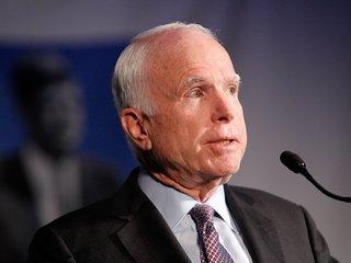 Sen. McCain returning to AZ, will miss tax vote