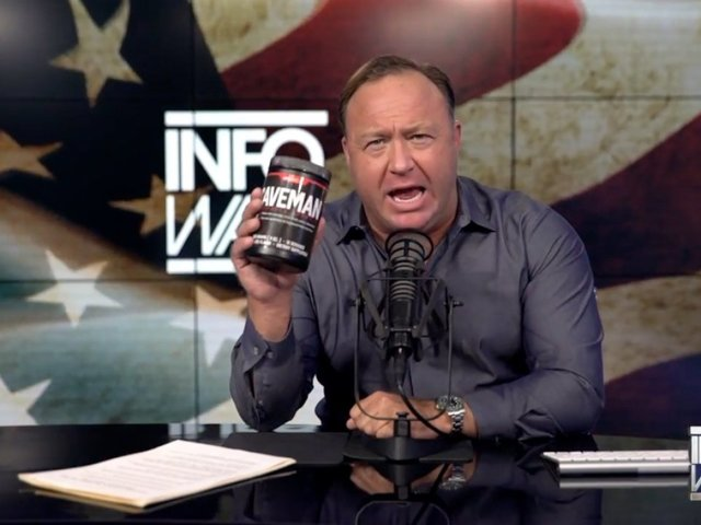 Alex Jones 'groomed staff for homosexual sex,' lawsuit alleges