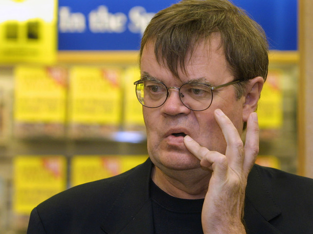 Garrison Keillor says fired over alleged improper behaviour