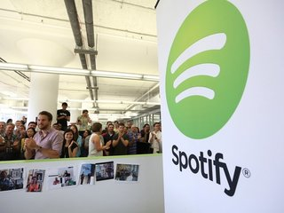 Spotify to partner with major Chinese music firm