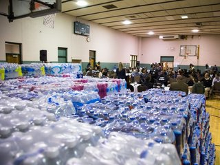 Flint could lose state-supplied bottled water