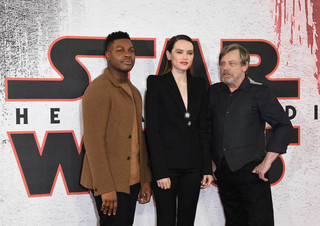 Newest 'Star Wars' has biggest opening of 2017