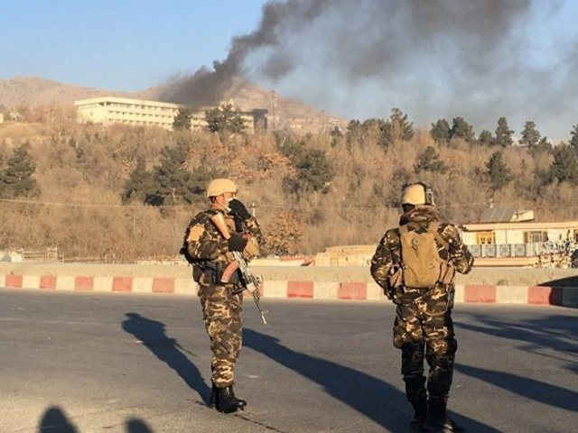 Five dead after gunmen attack luxury hotel in Afghan capital
