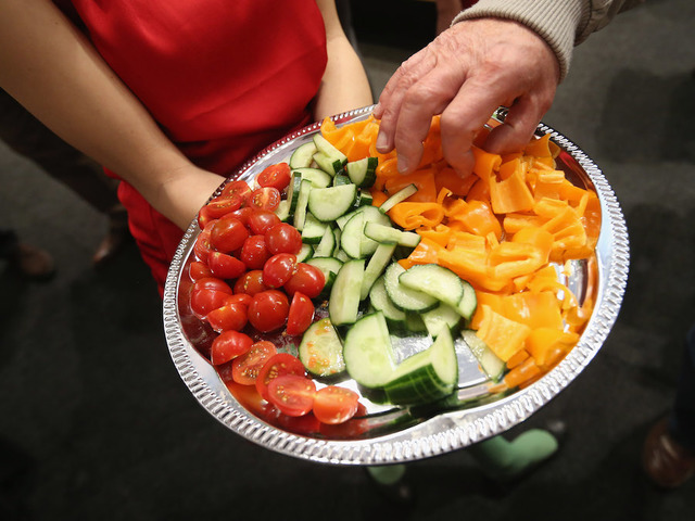 Healthy Etizers To Have At A Super Bowl Party