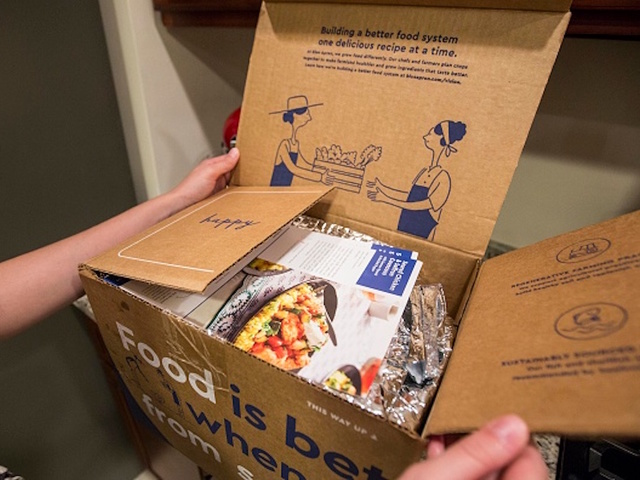 Trump Administration Proposes Blue Apron Style Overhaul
