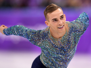 Olympian Adam Rippon pulls out of NBC gig