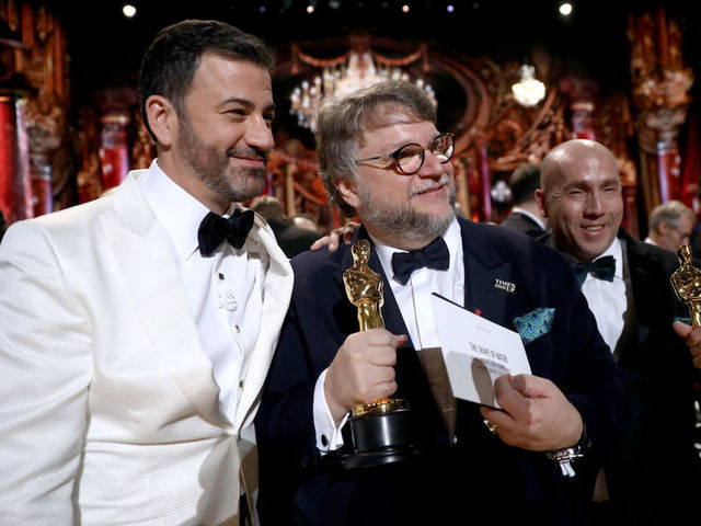 Ratings for Sunday's Oscars telecast plunge, early data shows
