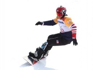 US para snowboarder made limbs for Paralympics