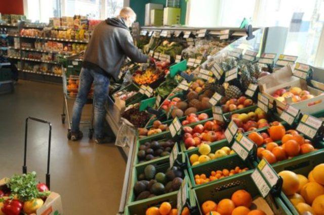 Salvation Army opens supermarket