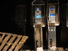 Yes, you can still make calls on pay phones