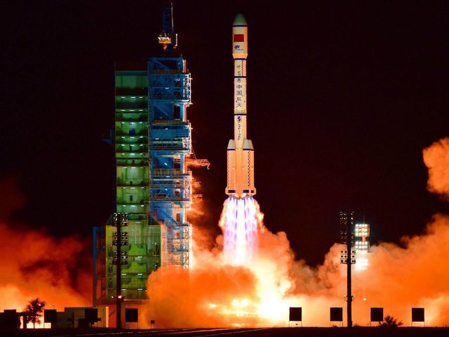 China space station burns up on re-entry in South Pacific