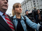 Allison Mack granted bail in trafficking case