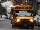 School bus driver let kids drive