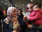 Report: Number of refugees hits five-year high
