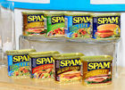 Spam, other products among giant recall