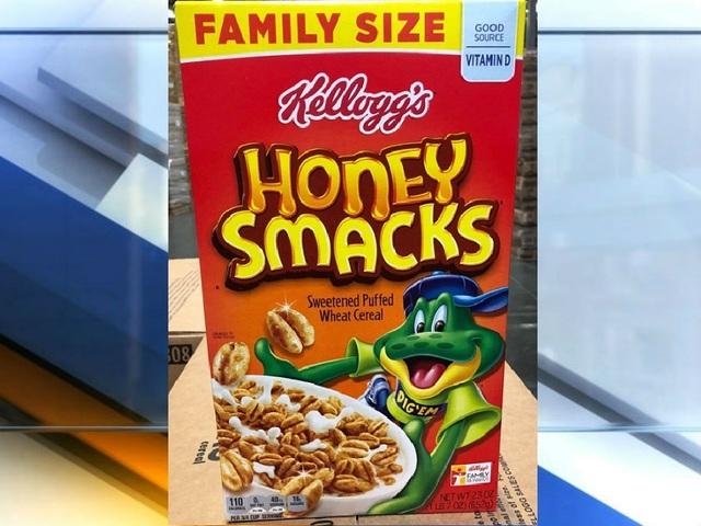 Honey Smacks linked to salmonella outbreak