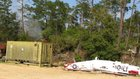 US Navy dropping live bombs in Florida forest