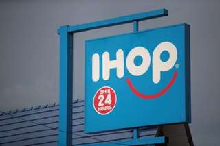 IHOP now offers a delivery service