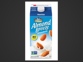 Recall issued for almond milk