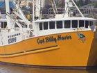 Man accused of killing crew member aboard boat