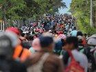Will authorities turn away caravan of migrants?