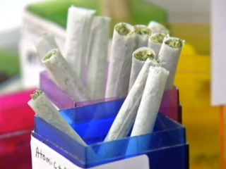 Study: Crashes rise in legal marijuana states