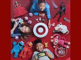Target releases 2018 holiday toy book